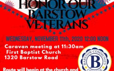 Veteran's Day Rolling Rally